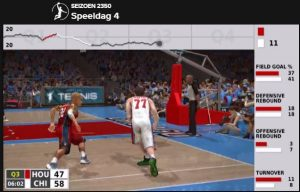 Wedden op Virtual Sports basketbal