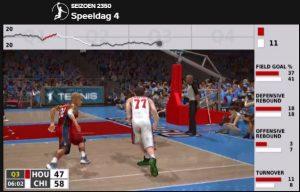 Wedden op Virtual Sports basketbal